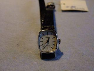 Helvetia,  Damenquartzuhr,  Vintage,  70/80er Jahre,  Fhf Uhrwerk,  Swiss Made Bild