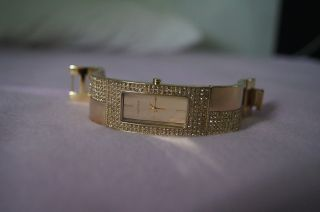 Dkny Uhr Gold Sehr Schick Ny4973 Bild