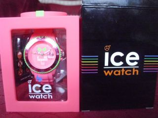 Ice Watch,  Und Ovp,  F Me I ' M Famous Fluo Pink Head Fm.  Ss.  Fph.  Bb.  S.  11 Bild