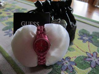 Armbanduhr Guess Stahlarmband Bild