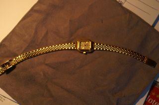 Damen Armbanduhr Junghans,  Eine Quartz Uhr,  Die Eine Neue Batterie Braucht. Bild