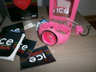 Ice Watch Love Lo.  Pk.  U.  S.  10 Unisex Mittlere Grösse Bild