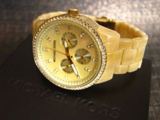 Michael Kors Uhr Damenuhr Multifunktion Mk5281 Bild