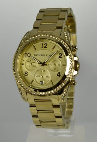 Michael Kors Uhr Blair Mk5166 Bild