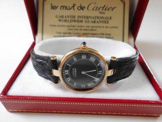 Armbanduhr Cartier Vendome - Unisex - Bild