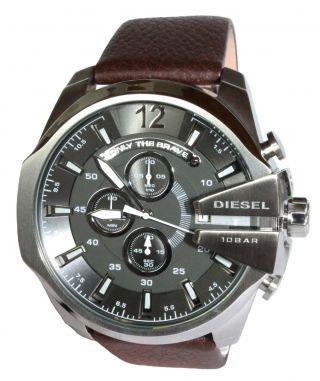Armbanduhr Herren Diesel Chronograph Mega Chief Dz4290 Bild