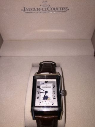 Armbanduhr Jaeger Le Coultre Reverso Bild