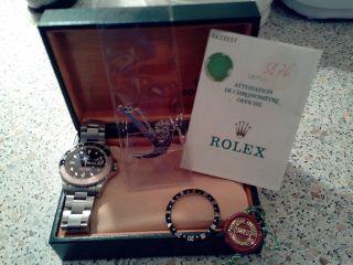 Rolex Gmt Master 2 Bild