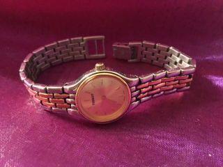 Vintage Damenuhr Von Tissot - Swiss Watches - Model V232 Bild