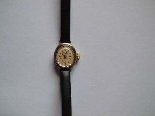 Glashütte Gub Damenarmbanduhr - Made In Gdr Bild