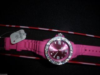 Uhr Von Sempre Mit Swarovski Steinen - Weihnachten Naht,  Geschenk Bild