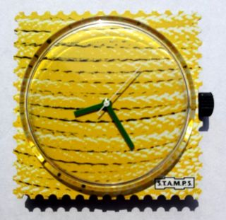 S.  T.  A.  M.  P.  S.  - Uhr - Yellow Rope Bild