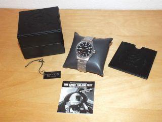 Fortis Fliegeruhr Flieger Herrenuhr - Automatik - 595.  10.  41l - Edelstahl Armband Bild