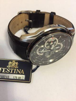 Festina Herrenuhr Sport Chronograph F6821/3 Bild