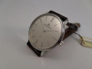 Jaeger Le Coultre Armbanduhr Unisex Ungetragen Bild