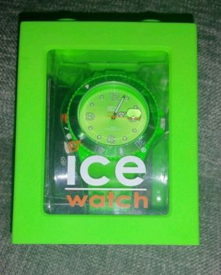 Ice Watch Uhr Grün Bild