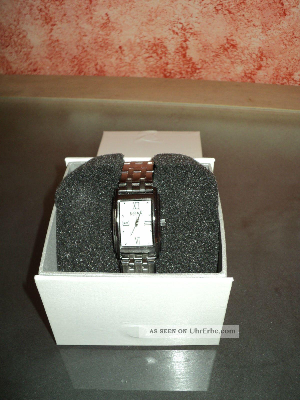 Armbanduhr,  Damen,  Silber,  Brax Feel Good Armbanduhren Bild