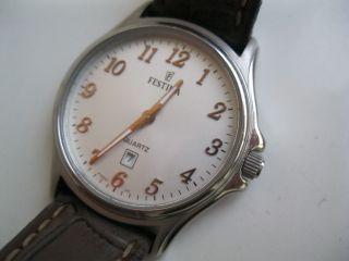 Herren,  Damen Armbanduhr Festina Quartz Bild