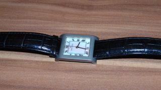 Titanium - Uhr - - Alpha Saphir Bild