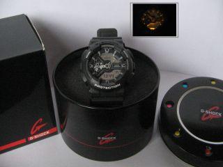 Casio G - Shock Ga 110c 1aer (dunkelgrau) Bild