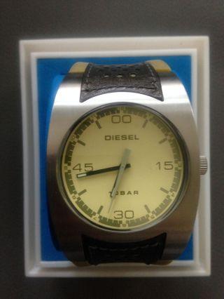 Diesel Uhr Dz 4013 Herrenuhr Inkl Uhrenbox Und Anleitung Bild