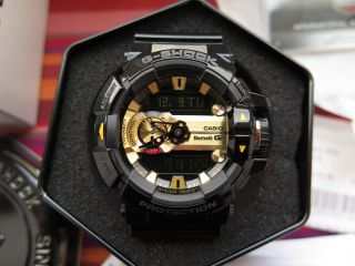 Casio G - Shock Bluetooth Gba - 400 - 1a9er Box,  Papiere November 2014 Bild