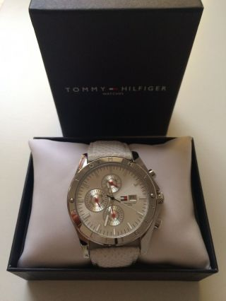 Tommy Hilfiger Damen Armbanduhr Model 1780726 Wie Bild