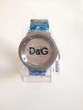 D&g Dw0131 Dolce&gabbana Xxl Damenuhr Neu&ovp Prime Time Bild