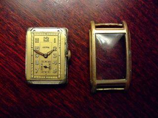 Berg Sammleruhr Armbanduhr Handaufzug Sekundenzeiger Ohne Armband Und Funktion Bild
