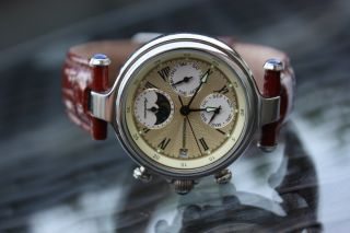 Windgassen Windgassen Automatic Uhr Windgassen Armbanduhr Automatikuhr Uhr Bild