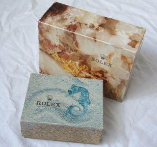 Rolex Box Karton 2 Stück Bild