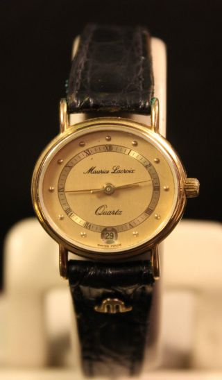 Maurice Lacroix Uhr Damen Bild