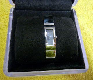 Damenuhr Uhr Damen Dkny Edelstahl Neue Batterie Bild