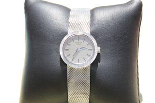 Chopard Weissgold Uhr 750er Gold Bild