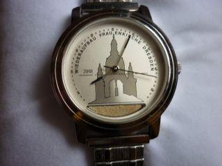 1 Uhr Dresdner Frauenkirche Sonder - Edition 2001 Für Damen Bild