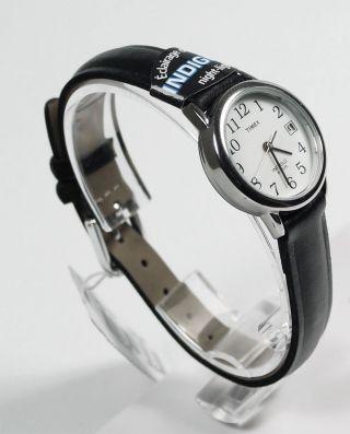 Timex Analoge Damenuhr Easy Reader T2h331,  Mit Datum Und Indiglo - Licht Bild