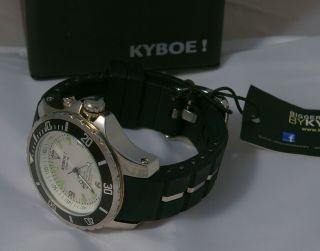 Kyboe Giant 48 Schwarz / Silber,  Wie Bild