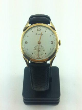 Breitling - Uhr - Incabloc - LiebhaberstÜck - Handaufzug - Ref.  : 149 19 415632 Bild
