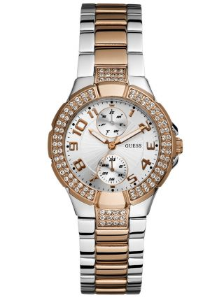 Guess Mini Prism Damen Uhr W15072l2 Bild