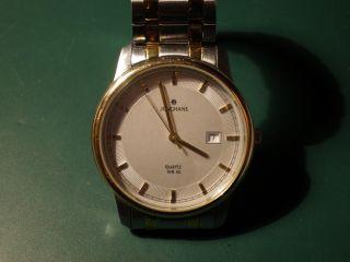 Junghans Quartz Herrenuhr,  Die Uhr Hat Trage Und Gebrauchsspuren Bild