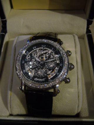 Ingersoll Ladies Armbanduhr Dream Automatik Schwarz Für Damen Bild