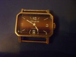 Glashutte Gub Uhren - Läuft Bild
