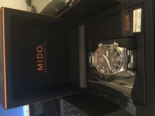 Mido Armbanduhr Herren Bild