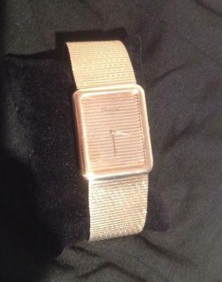 Chopard Uhr Armbanduhr Gold 750 Er / 18 Kt - Herrenuhr / Damenuhr - 82,  5 Gramm Bild