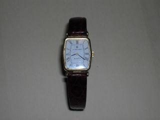 Junghans Damen - Armbanduhr - Quartz - Mit Lederarmband Bild