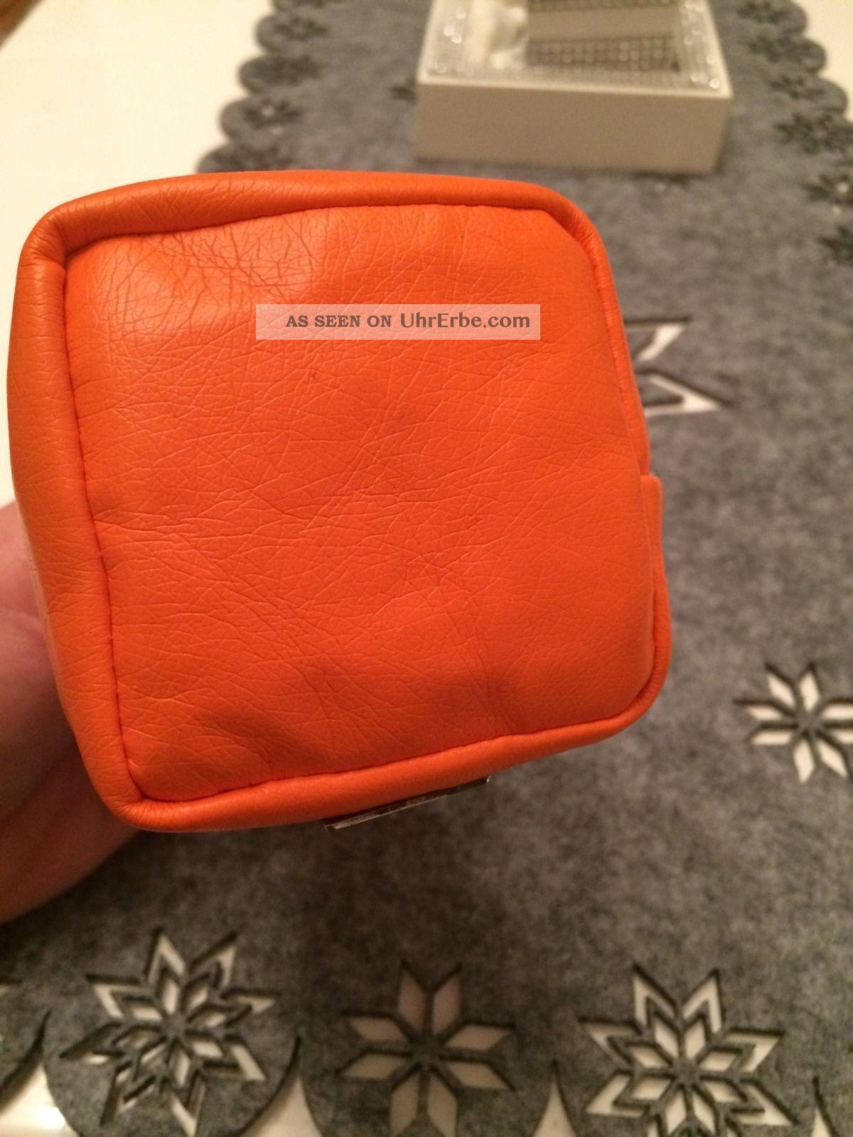 schmuck tasche von d g time dolce gabbana orange tasche. Black Bedroom Furniture Sets. Home Design Ideas