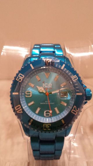 Ice Watch - Ice - Alu - Turquoise - Al.  Te.  U.  A.  12 Bild