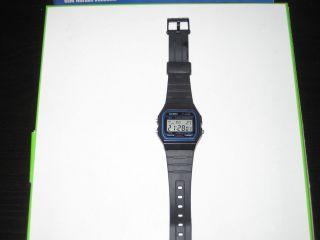 Casio Retro Herren / Damen Uhr Unisex Armbanduhr Bild