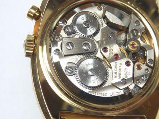 Luxus Vulcain Cricket Alarm Uhr.  Vulcain Uhrwerk. Bild