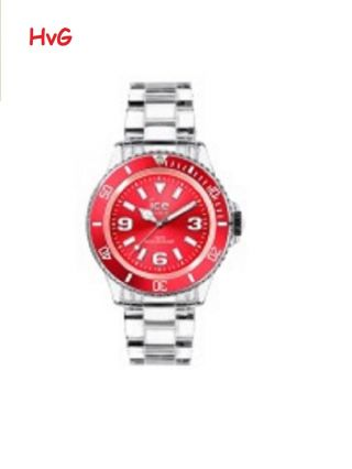 Ice Watch - Ice Pure - Rot - Unisex - Pu.  Rd.  U.  P.  12 (aus Privatbesitz) Bild